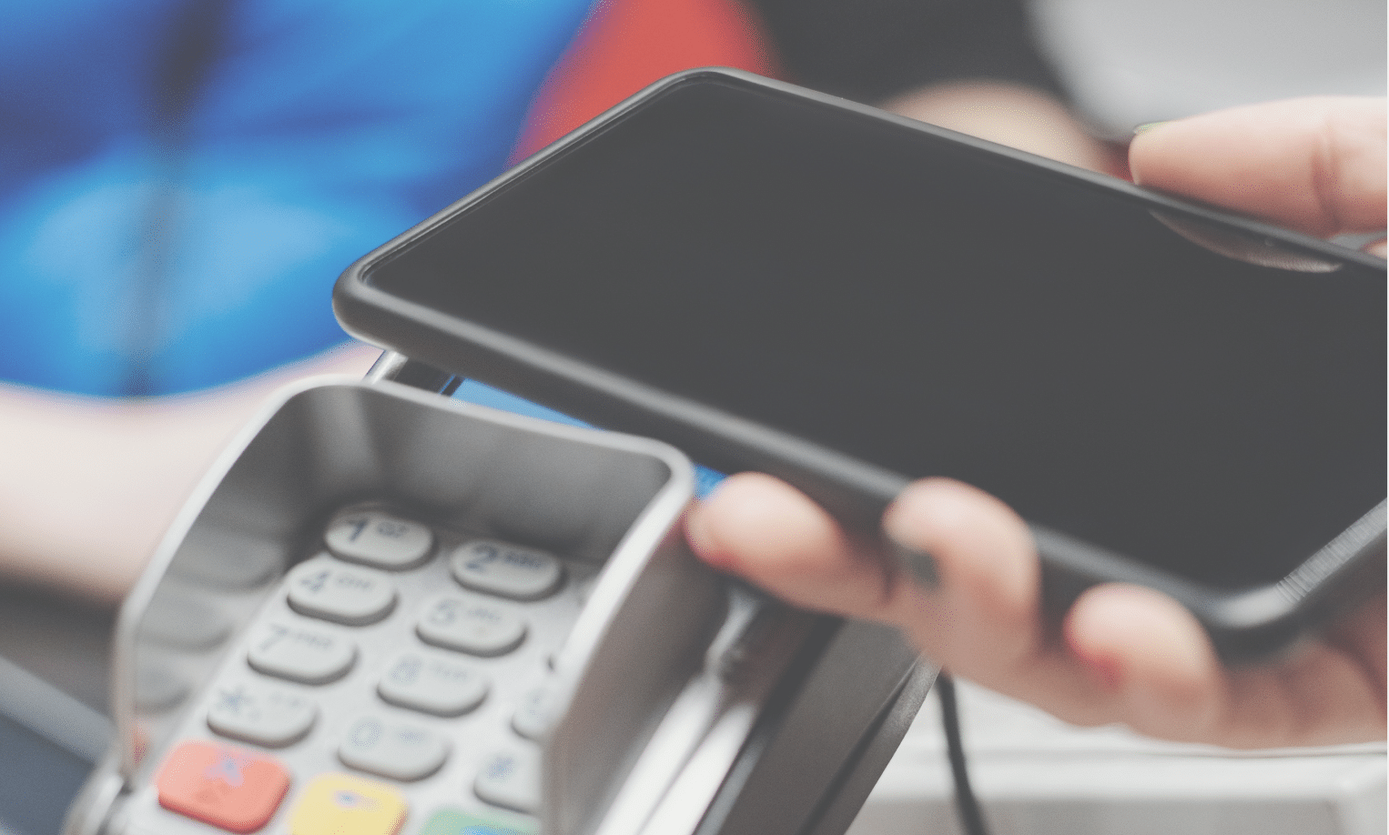 Payment with mobile image