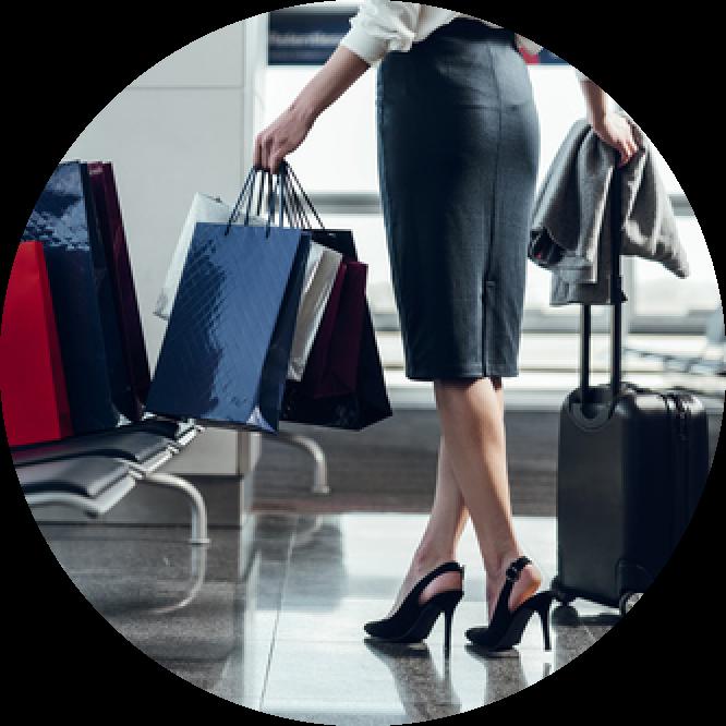 Shopping bags image