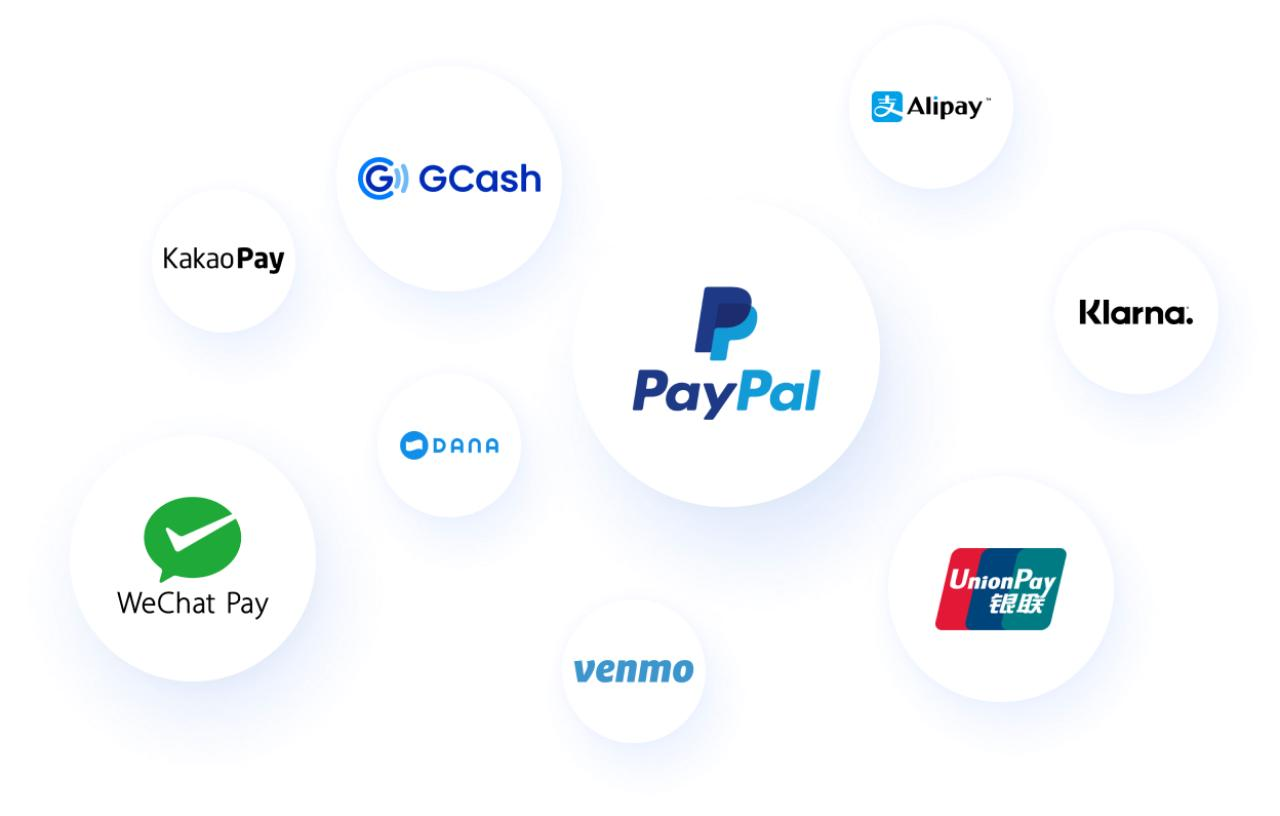 Accepted payment methods image