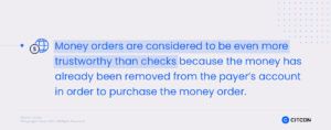 Citcon: International payments: money orders