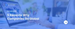 Citcon: saas international expansion - 5 reasons why companies go global