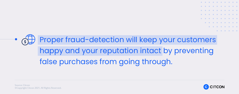 Citcon: improve payment acceptance - fraud detection